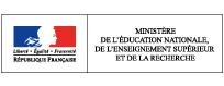 Logo du ministère de l'éducation