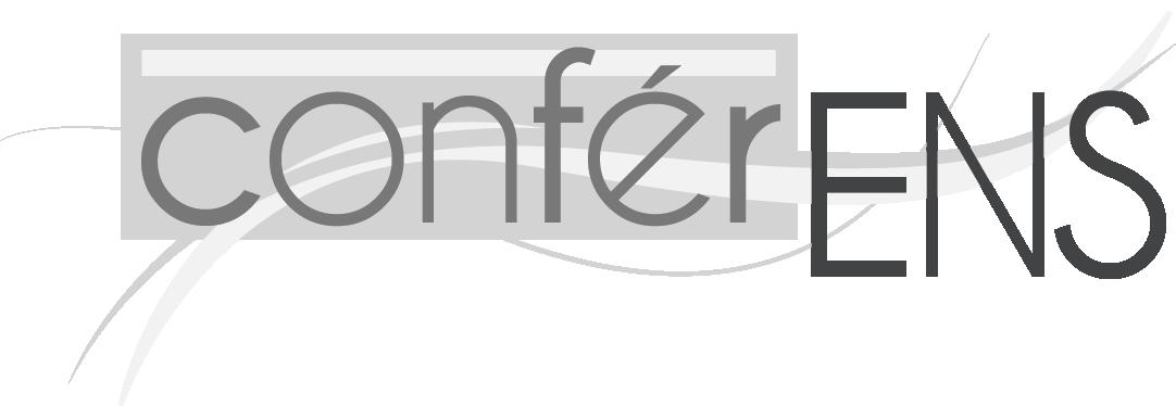 Confér'ENS 2012/2013