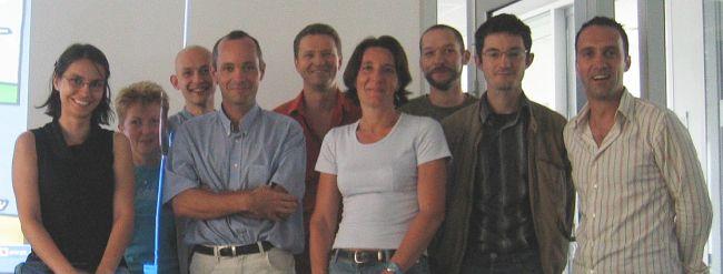 L'équipe EEDD Rhône-Alpes, INRP