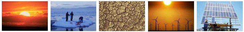 Bandeau du site EEDD Climat de l'INRP