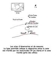 Les observations de terrain et les données expérimentales