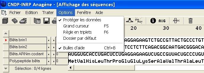 molécules anagène