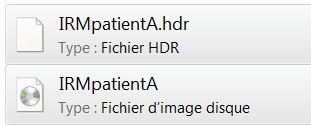 Capture renommer patient A