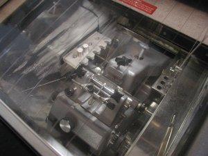 techniques histologique de tissus congelés