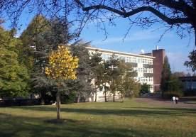 le lycée Descartes