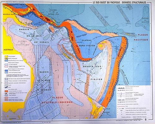 Géologie de la région
