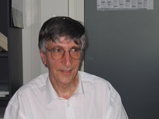 Jean Marc Drouin (photo DREP Muséum)
