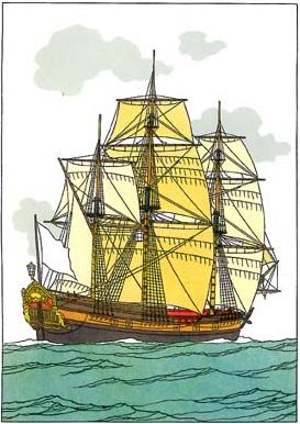 navire18èmesiècle